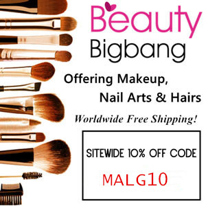 BeautyBigBang 10% off code: MALG10