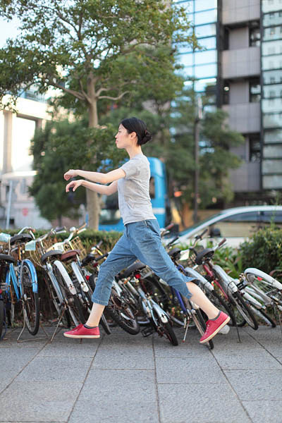 Top Pictures Natsumi Hayashi A Life Of Levitation