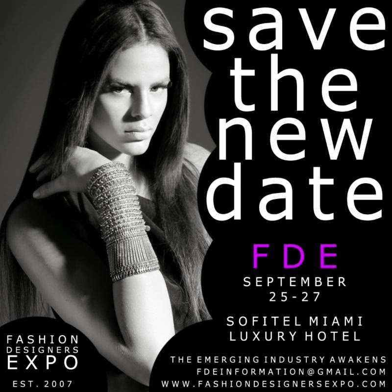 Fashion Designer Expo September 2014