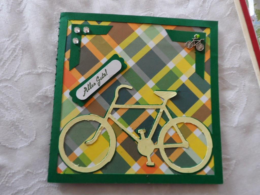 Meine gebastelten werke geburtstagskarte for Geburtstagskarte basteln mann