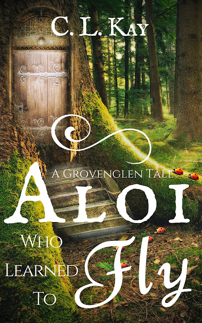 clkaywriter.com   C. L. Kay   Aloi Who Learned To Fly Cover Art