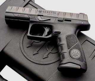 Nuova pistola APX semiautomatica Beretta