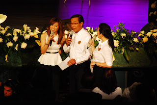 Toni Gonzaga, Ted Failon, Kris Aquino