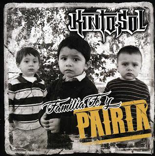 Kinto Sol - Familia, fe y patria (2012)