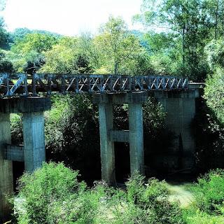 Ponte Ferroviária, Santiago (RS)