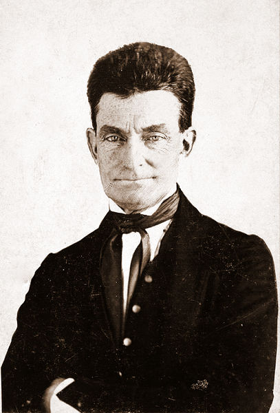 an examination of the actions of john brown against slavery Ssush9: civil war  john brown, decided to fight slavery with violence and  emancipation proclamation was one of the main actions of the civil war.