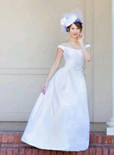 Vestidos de Novia Vintage, parte 3
