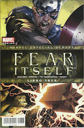 Fear Itself • Libro Tres