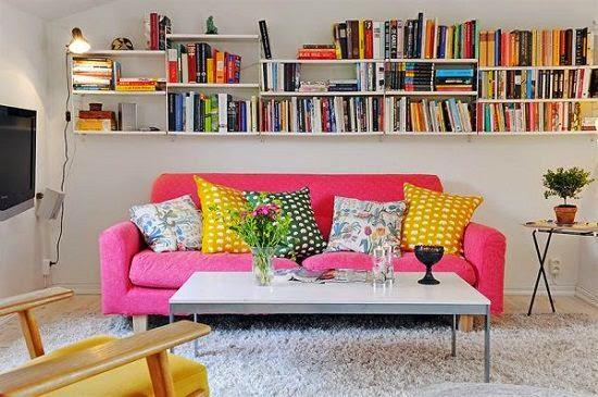 Tips Untuk Desain Interior Ruang Tamu Agar Terasa Luas