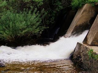 Presa de Aranbaltza - Korres/Corres- Parque natural de Izki- Alava-