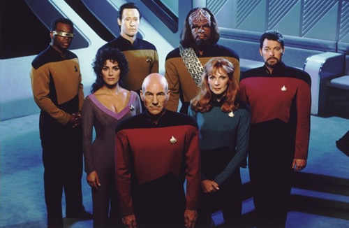 The Museum of Reel Culture - The Star Trek: TNG Costume Collection