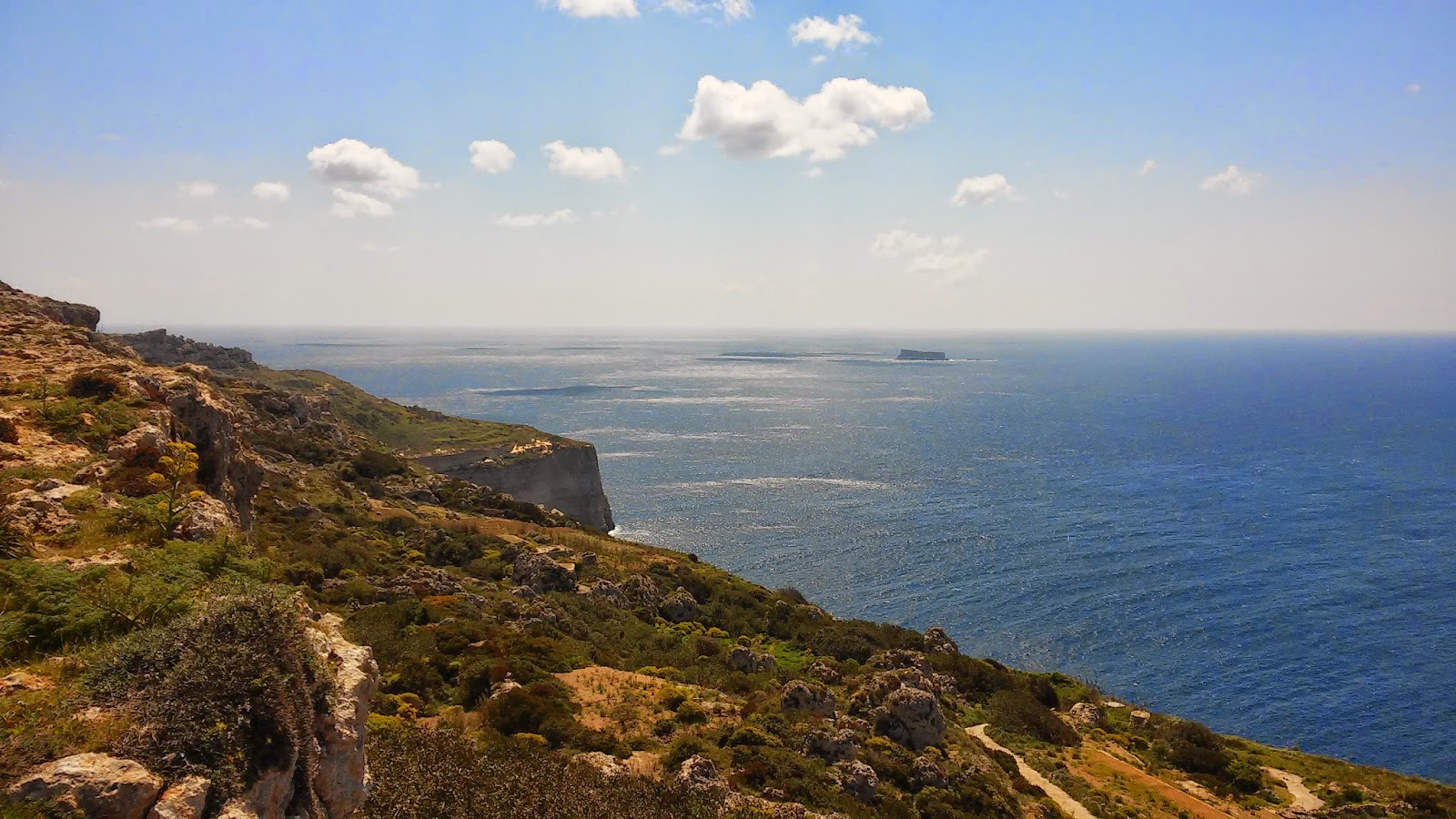 Klify Dingli, Malta