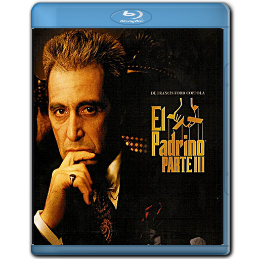 El Padrino Parte III [Bluray 720p] [Audio Latino-Ingles] [1990] ()