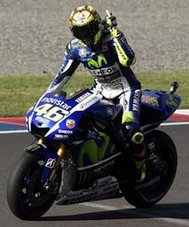 Hasil Lengkap Balapan MotoGP Assen Tahun 2015, Valentino Rossi Kembali Jadi Juara