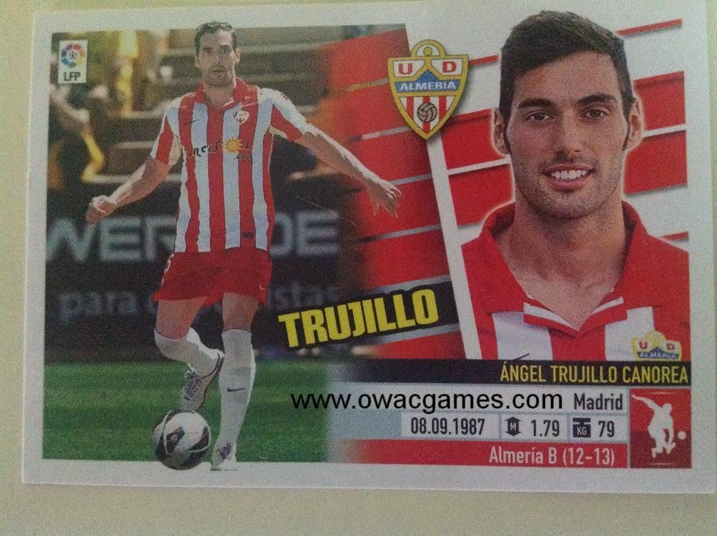 Liga ESTE 2013-14 Almeria 4 - Trujillo