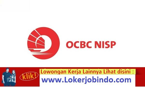 Lowongan Kerja Bank OCBC NISP 2 Posisi