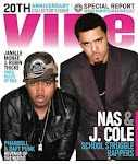 Vibe Magazine's Latest Issue..