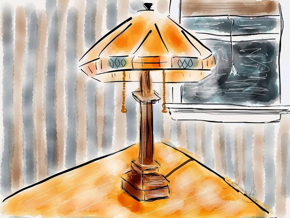 The Fortnightly Kitti Carriker I Seen The Little Lamp