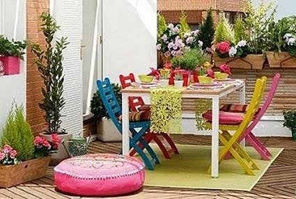 Low Cost For Terraces Decoration Garden Park