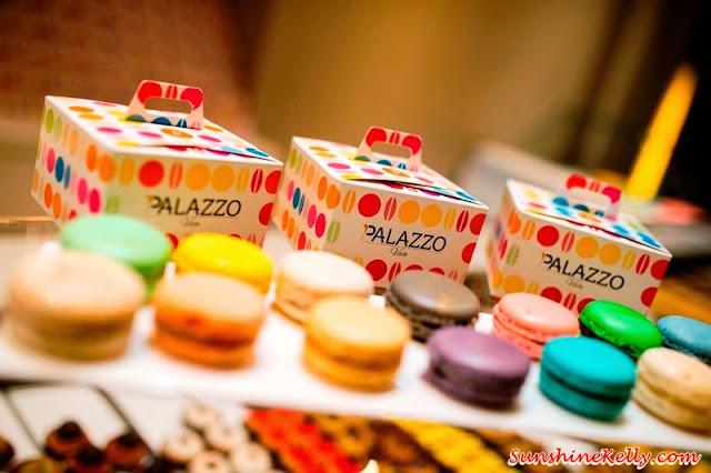 Palazzo Viva, Bangsar, Kuala Lumpur, gourmet casual dining, gourmet dining, 32 macaron flavours, macaron, mignons, cakes