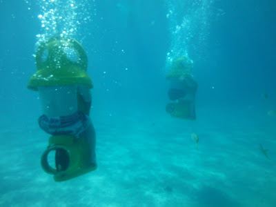 underwater scooter tour