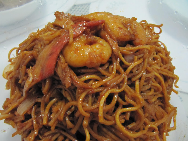 Mee Goreng Recipe (Spicy Fried Noodles) Recipes — Dishmaps