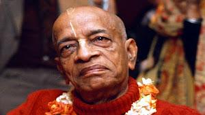 His Divine Grace A.C Bhaktivedanta Swami Prabhupada