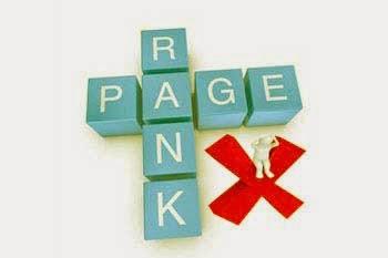Pendapat Salah Dalam Menentukan Pagerank Suatu Blog