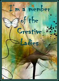 I'm a member of CREATIVE LADIES