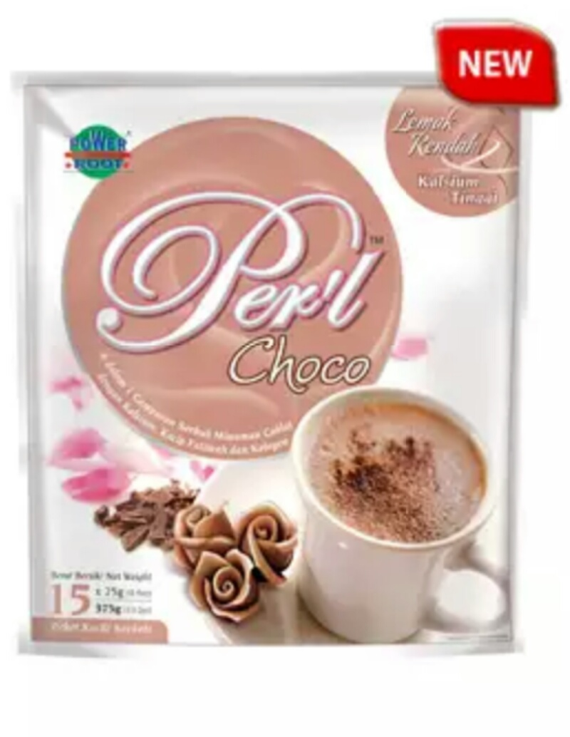 Sedap Tak Kacip Fatimah Perl Choco?