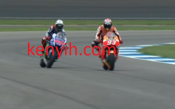 hasil race motogp indianapolis 2015