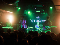 The Stumps en concert