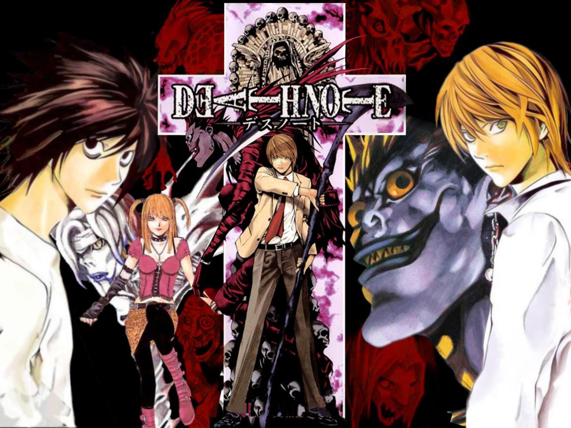 Death Note [Manga] [13/13] [PDF] [MF]