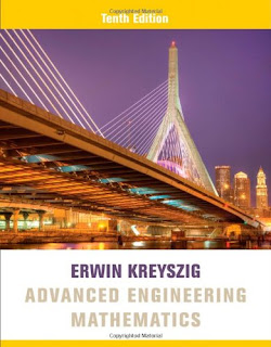 Advanced-Engineering-Mathematics Erwin Kreyszig