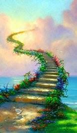 """Isla de sueños"" de Jim Warren"