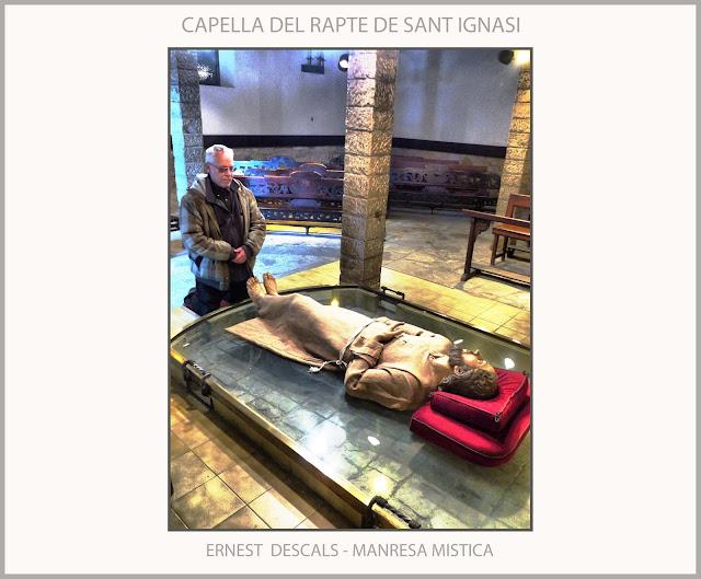 CAPELLA-RAPTE-SANT IGNASI-MANRESA-MISTICA-FOTOS-ARTISTA-PINTOR-ERNEST DESCALS-