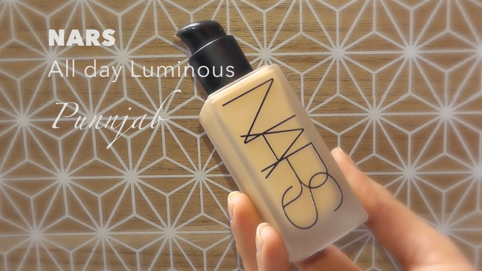 nars all day luminous punjab