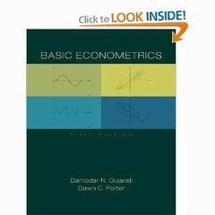 Basic Econometrics 5th Edition Damodar Gujarati Ebooks Download