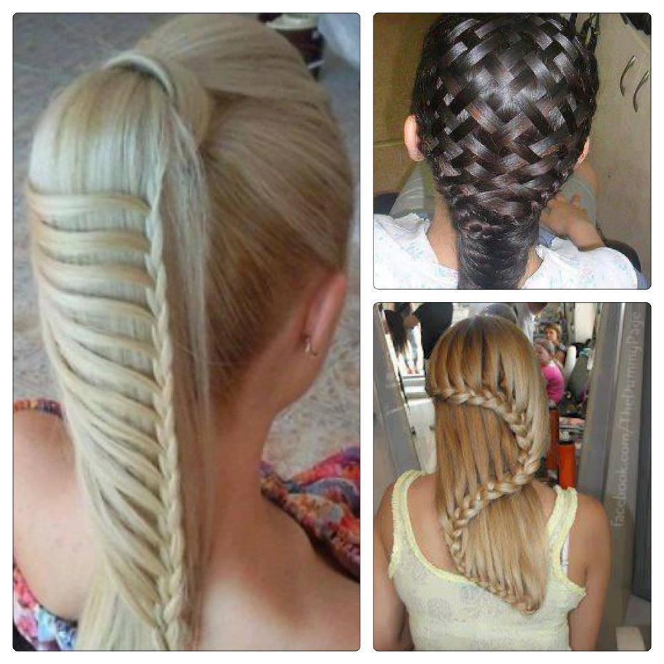 Easy New Fold Up Braids Hairstyles For Girls Jere Haircuts