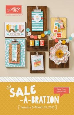 Sale A Bration Catalog 2015