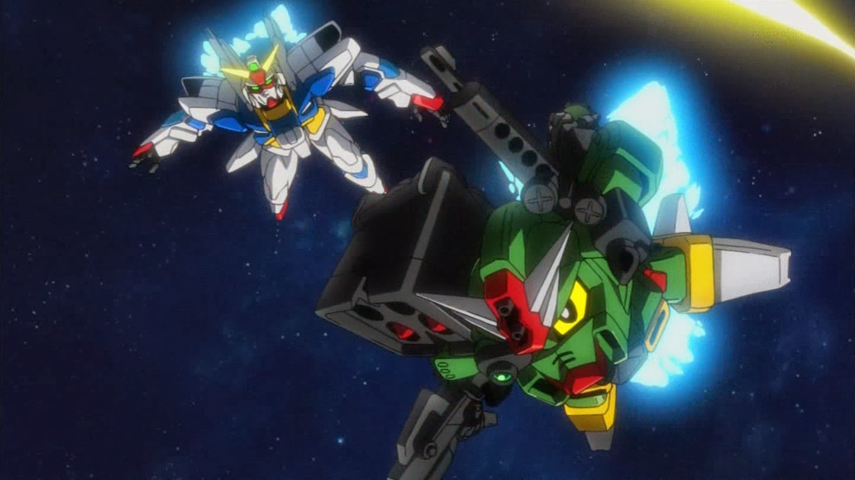 Gundam guy gundam build fighters episode 16 dad we for Domon in gundam build fighters
