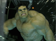 And here is the Hulk, taken from the new Avengers trailer: