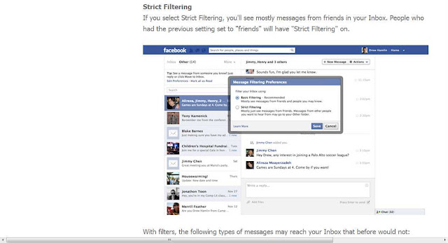 How to send a message to any stranger using Facebook, legally and without spam?