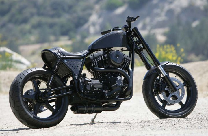 This was a bike we built on Discovery Channel's Biker Build off for