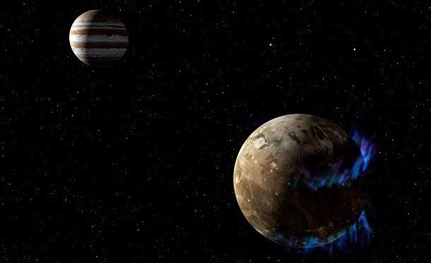 NASA confirma que há um oceano em Ganimedes, lua de Júpiter