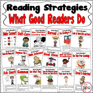 What Good Readers Do #reading