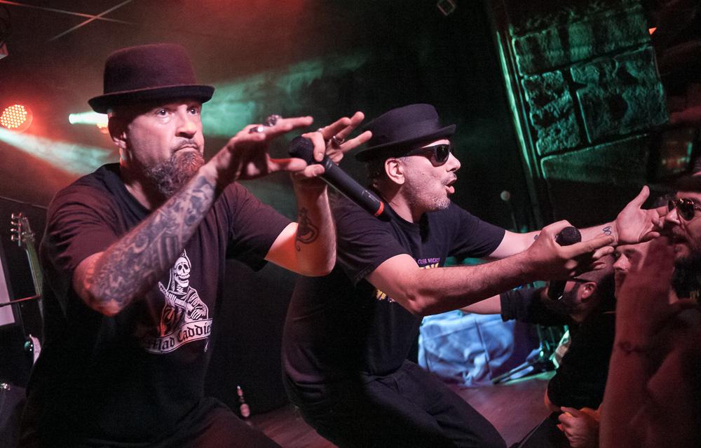Def Con Dos Zaragoza - Sala Lopez