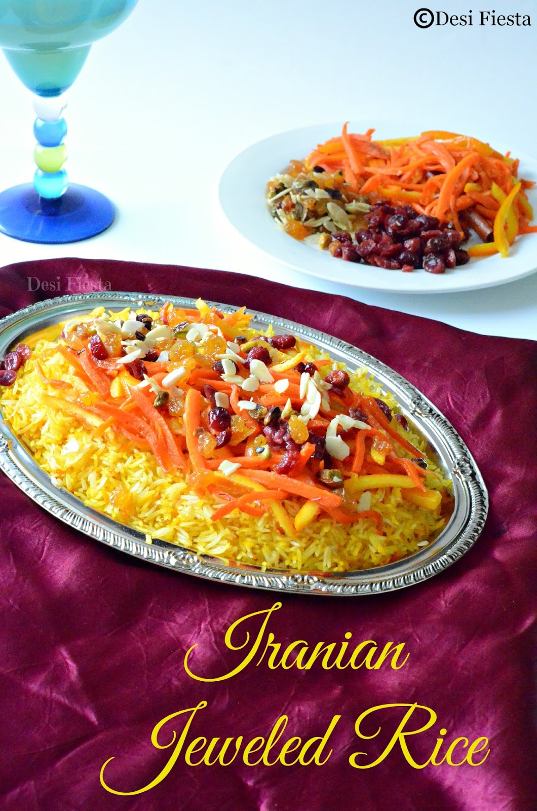 Rice recipes of Iran
