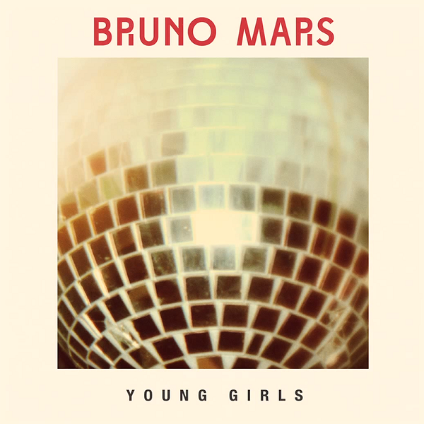 Copertina Bruno Mars - Young Girls