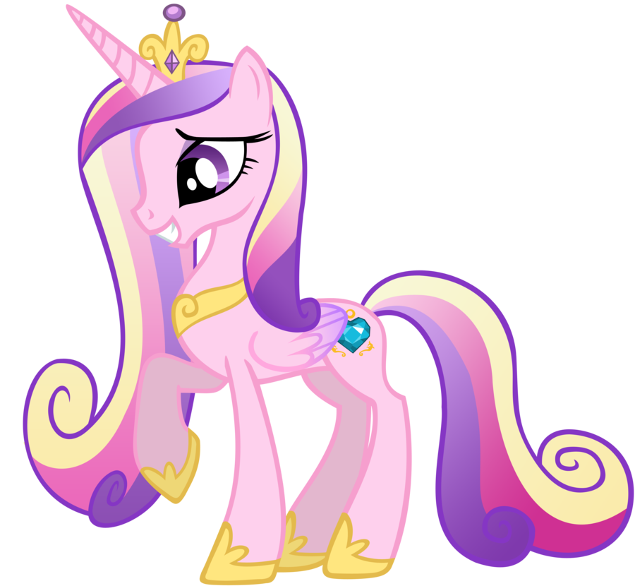 Luhivy 39 s favorite things my little pony series princess - My little pony cadence ...